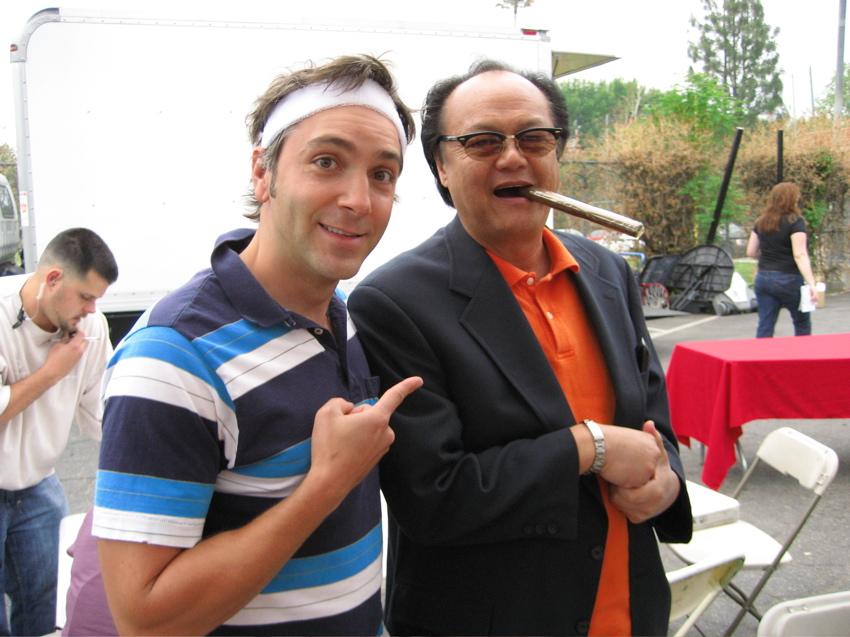 """Tom"" & the Chinese Jack Nicholson"