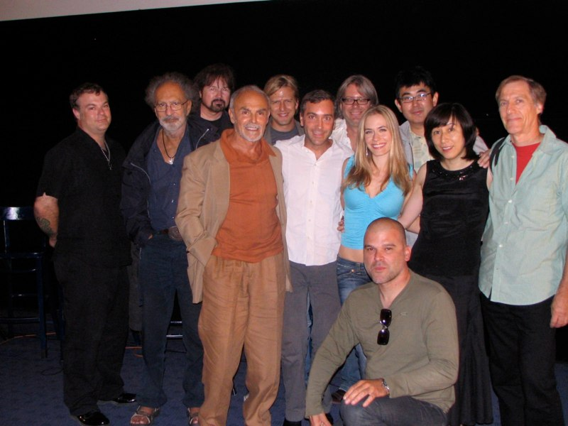 Cast & Crew screening at Egyptian Theatre