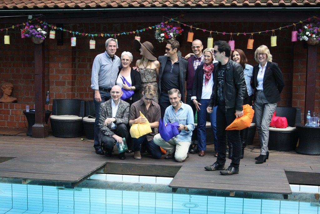 Cologne, Germany QAF Fan Convention June, 2012