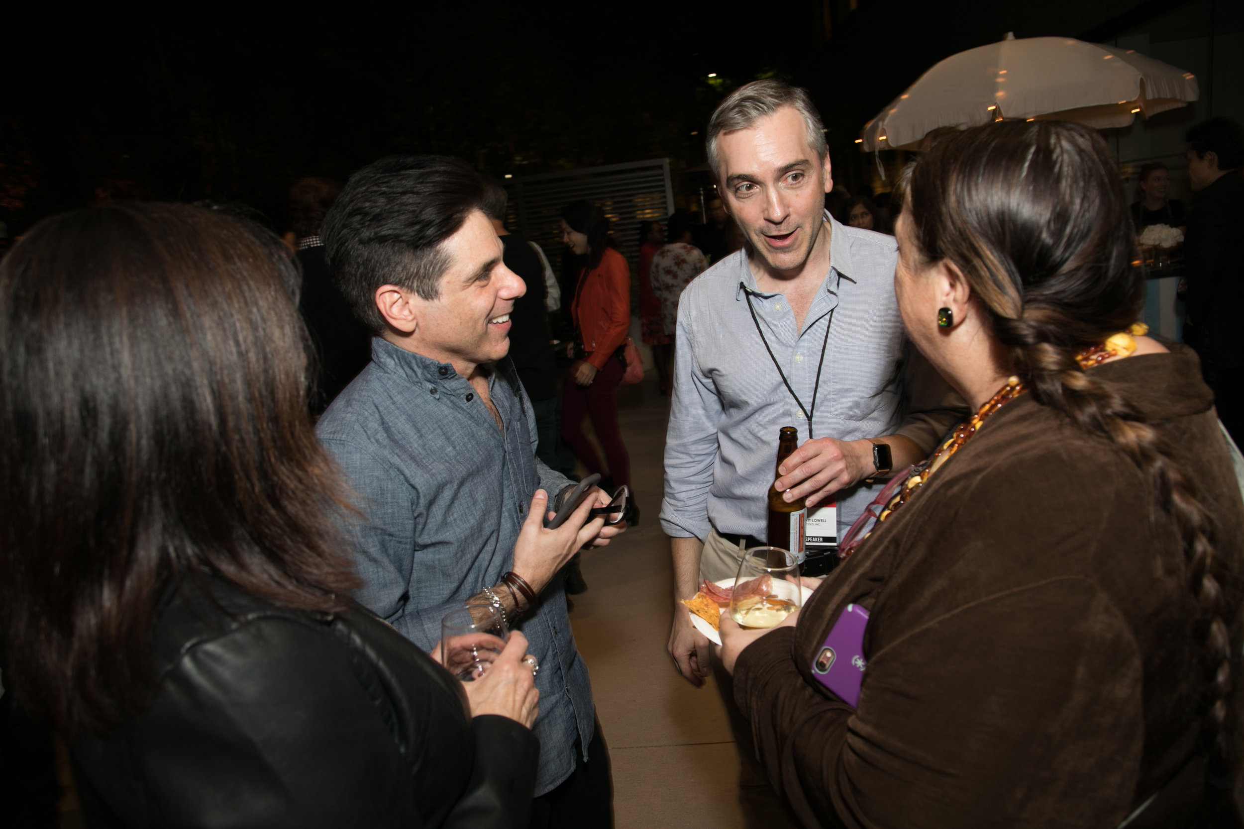 Opening night Party for IFF w/ Adam Newman