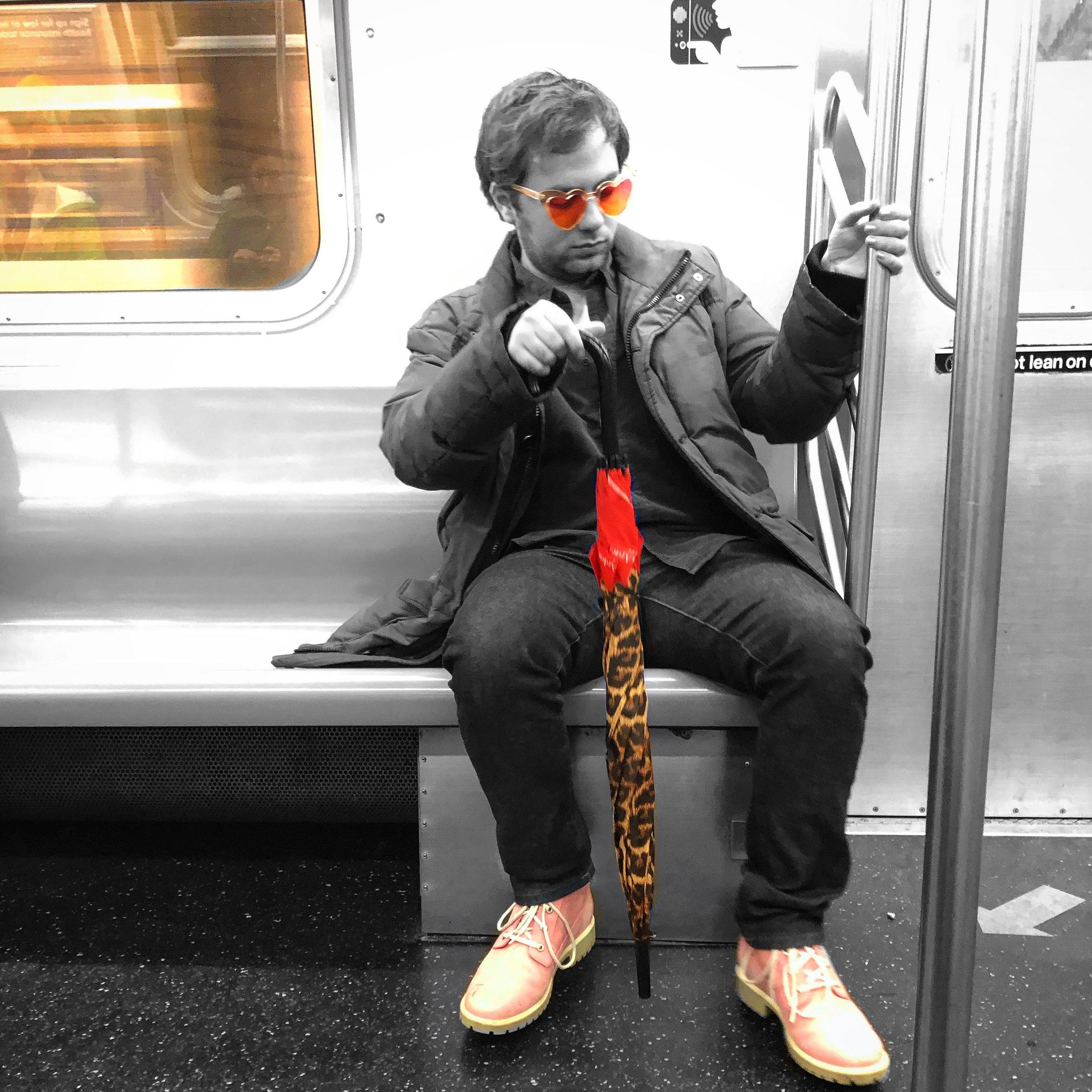 1/1/19 1:19am, Times Sq. MTA