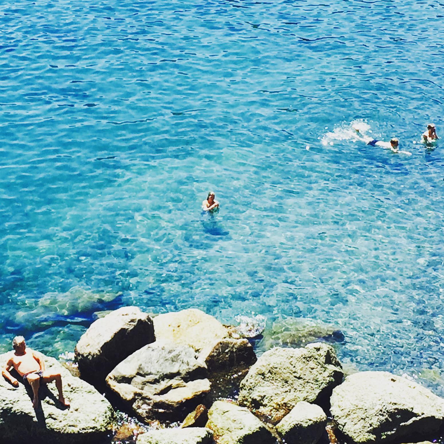 Cinque Terre, Italy, July 2015