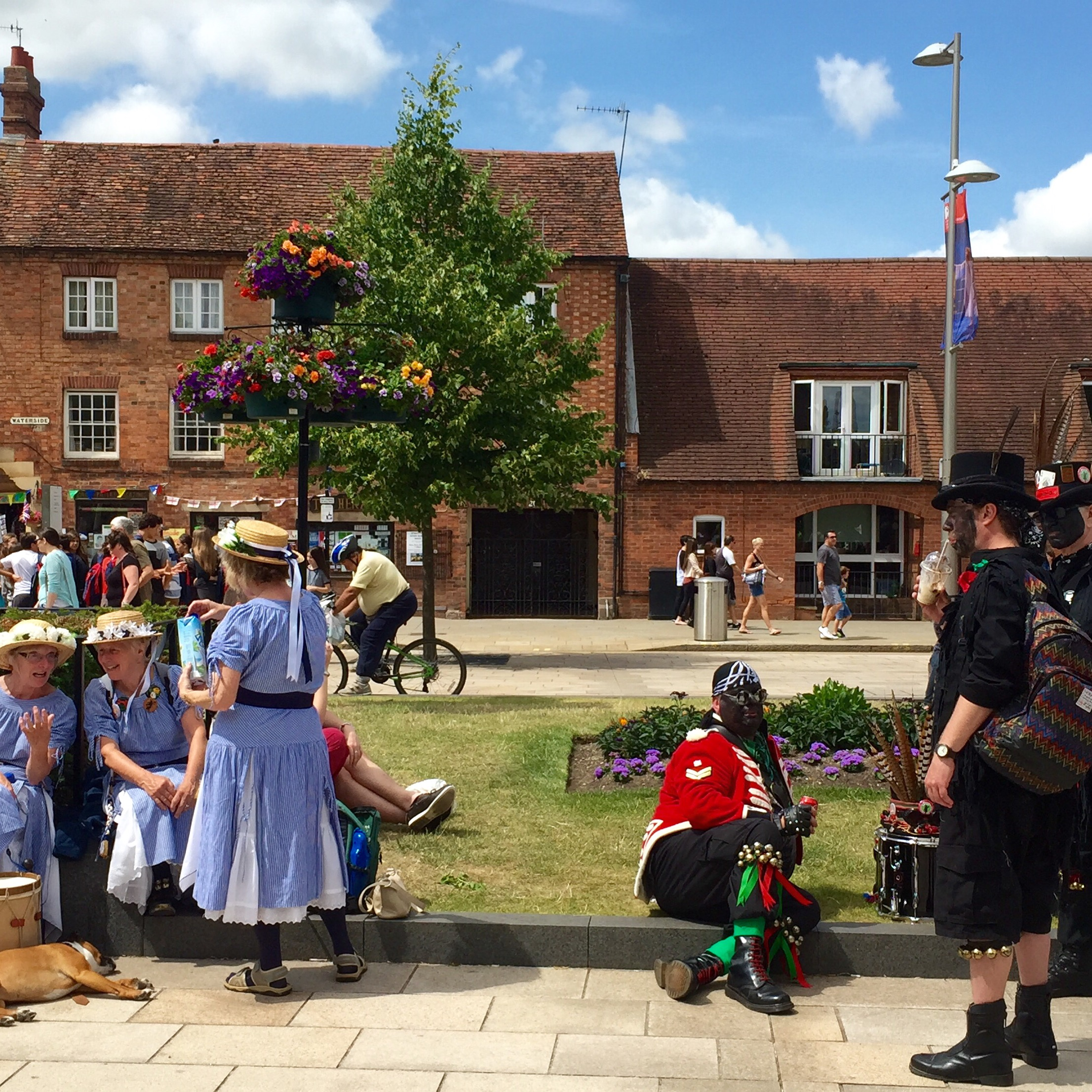 Stratford-Upon-Avon, England, July 2015