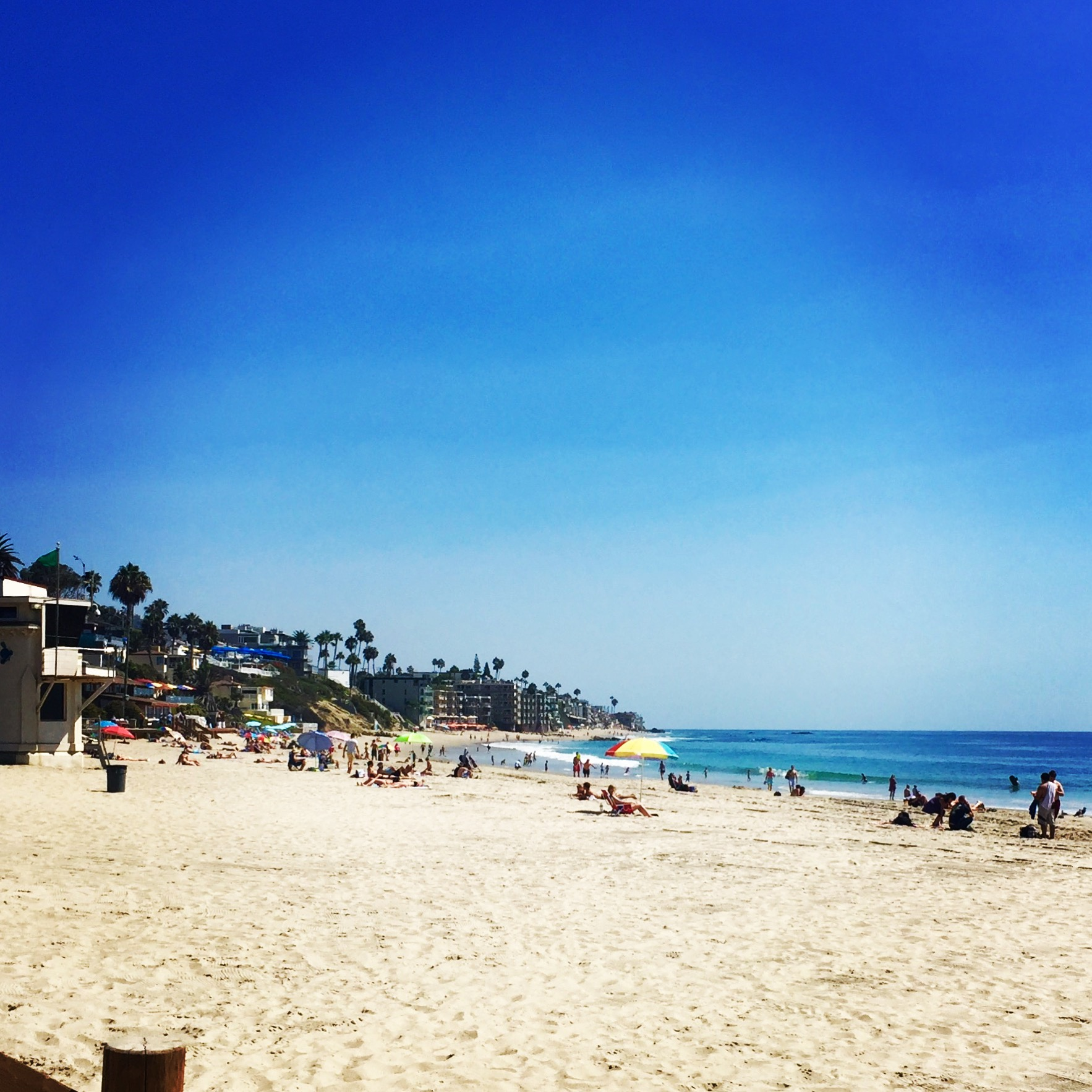 Laguna Beach, CA, Fall 2016