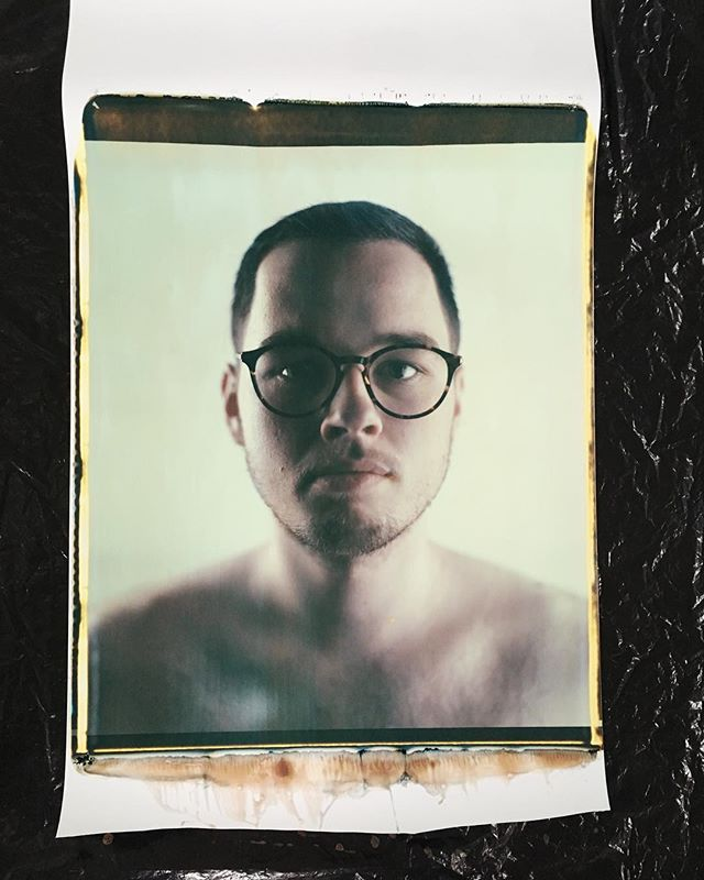 Lukas on 20x24 - at one of our regular photo sessions to keep our operator busy  #20x24studioberlin #20x24camera #20x24polaroid #filmphotography #instantfilm  #analogcamera #analoguecamera #analoguephotography #analogphotography #analogfilm #analoguefilm #filmphotography #instantfilm #polaroid #analog #analogue #berlin