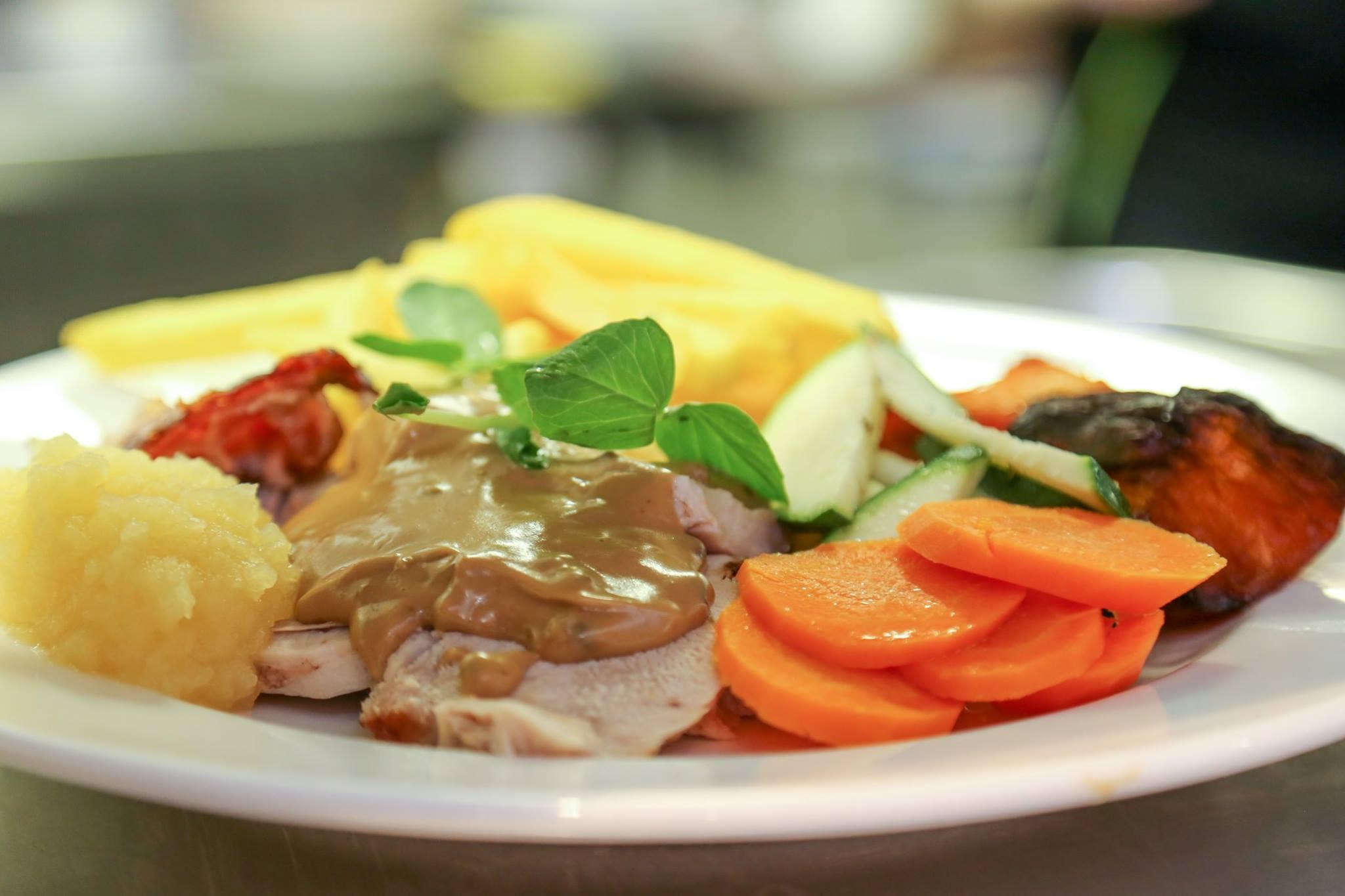 Our Roast Available Sunday's -