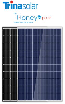 275-305W Mono-Crystalline Trina Solar Panel