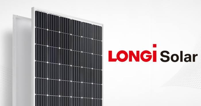 300-320W Mono-Crystalline Longi Solar Panel