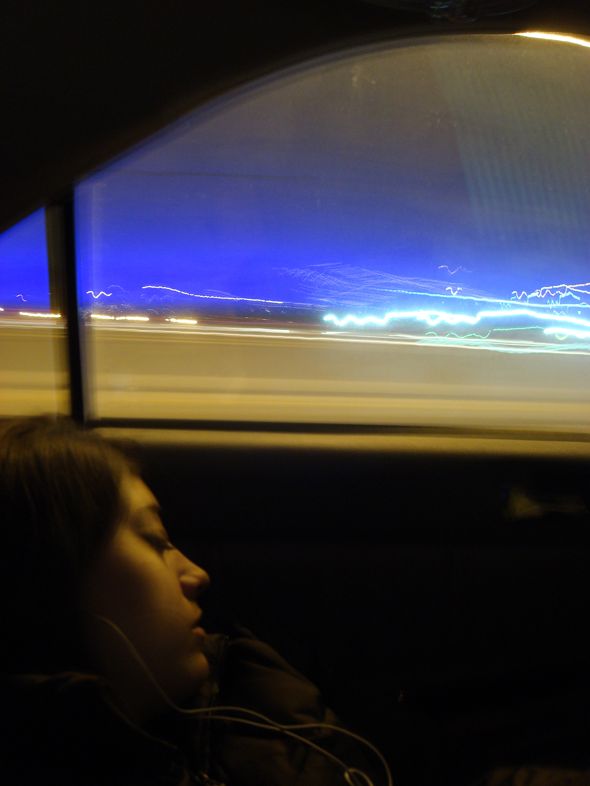 TARA NIGHTRIDE (2007)