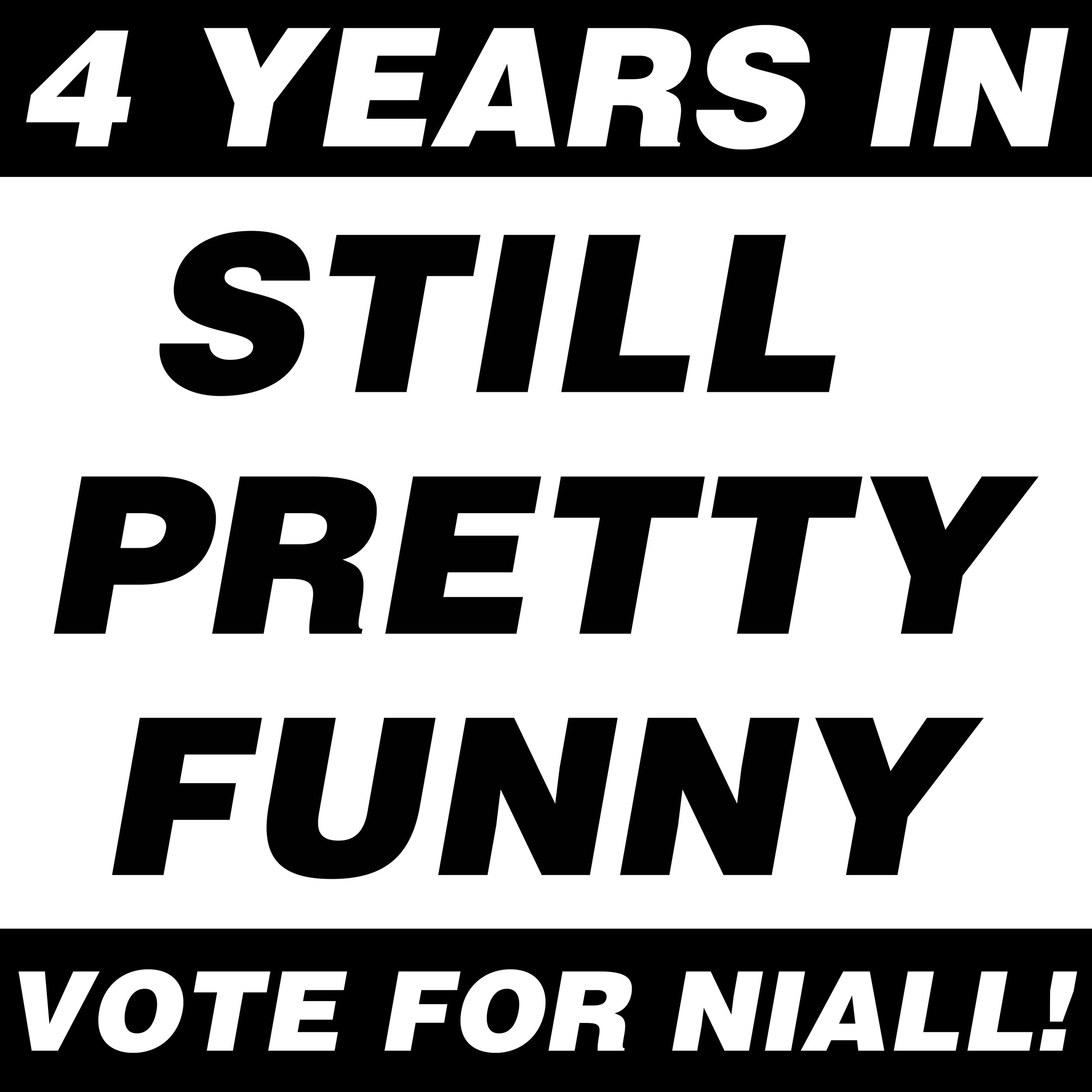 4 Years In Still Pretty Funny Vote for Niall