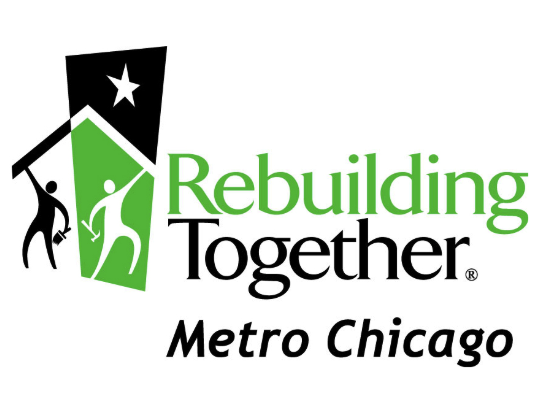 Rebuilding Together - In the spirit of volunteerism and community partnership, Rebuilding Together Metro Chicago improves the homes and neighborhoods of people in need so they may continue to live in warmth, safety and comfort.