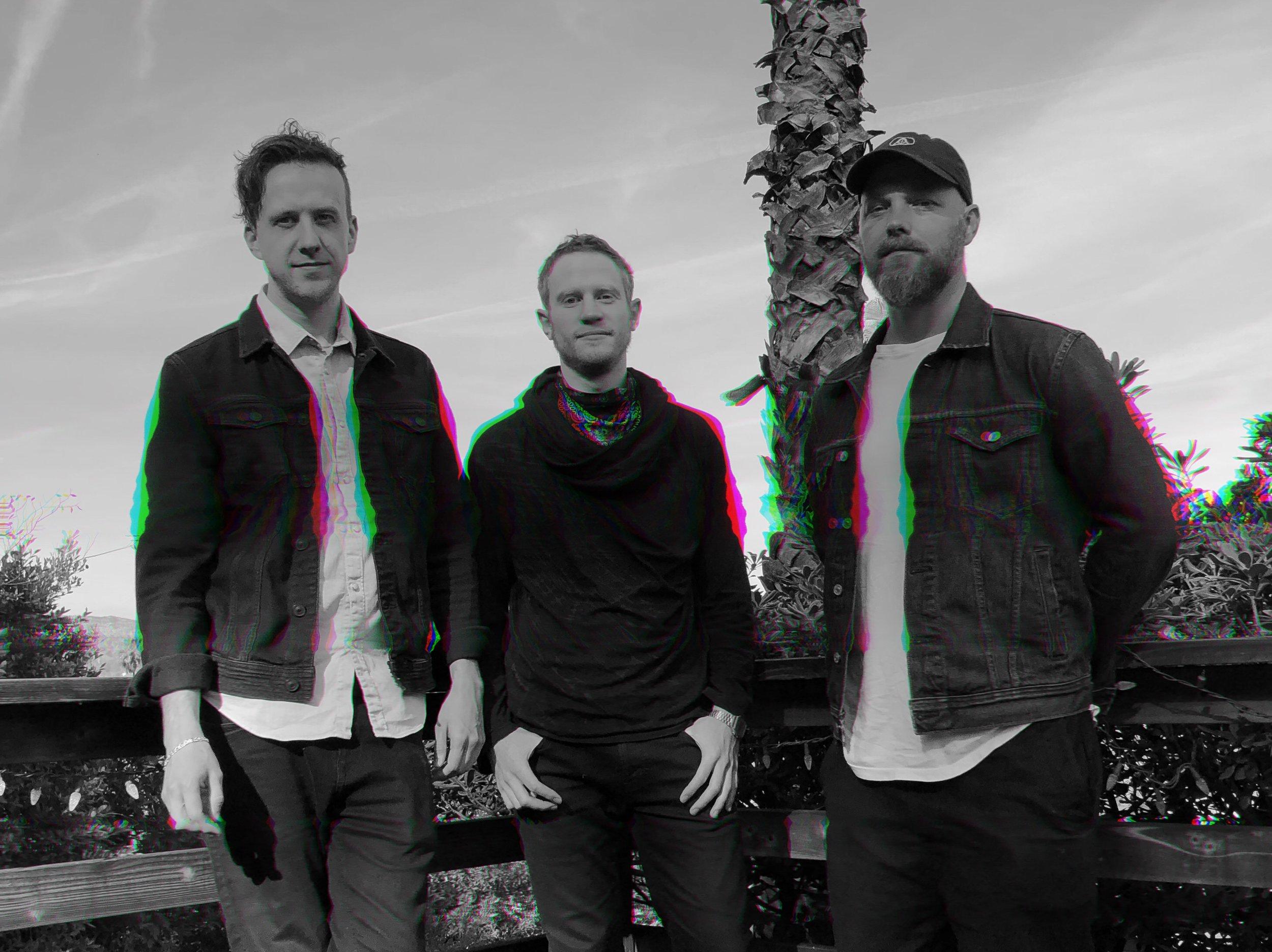 Dean, Allan and Justin
