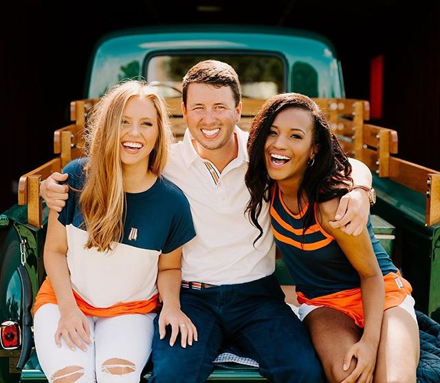 """Stay cool this summer in one of our PIKO tanks or short sleeves 😎⠀ ⠀ Samford + Donahue on Instagram: """"From hometown to big city, from Auburn to you."""" https://buff.ly/2NSN0yp"""