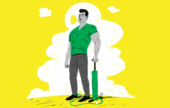 Change the Way You Breathe to Relieve Stress, Boost Energy, and Get Stronger - You're breathing all wrong. Here's why you should fix the way you suck wind