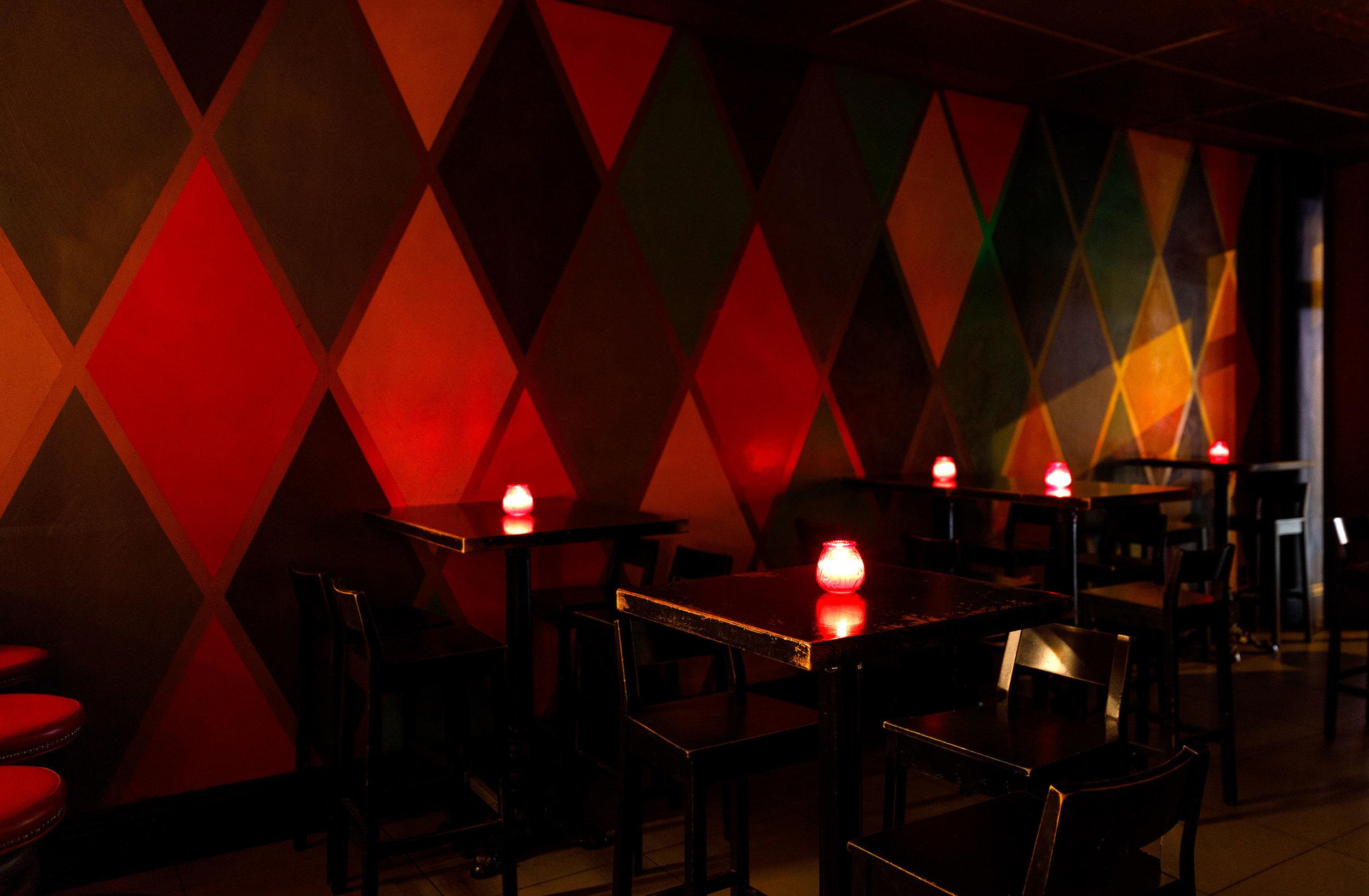 Topsy's Bar Interior