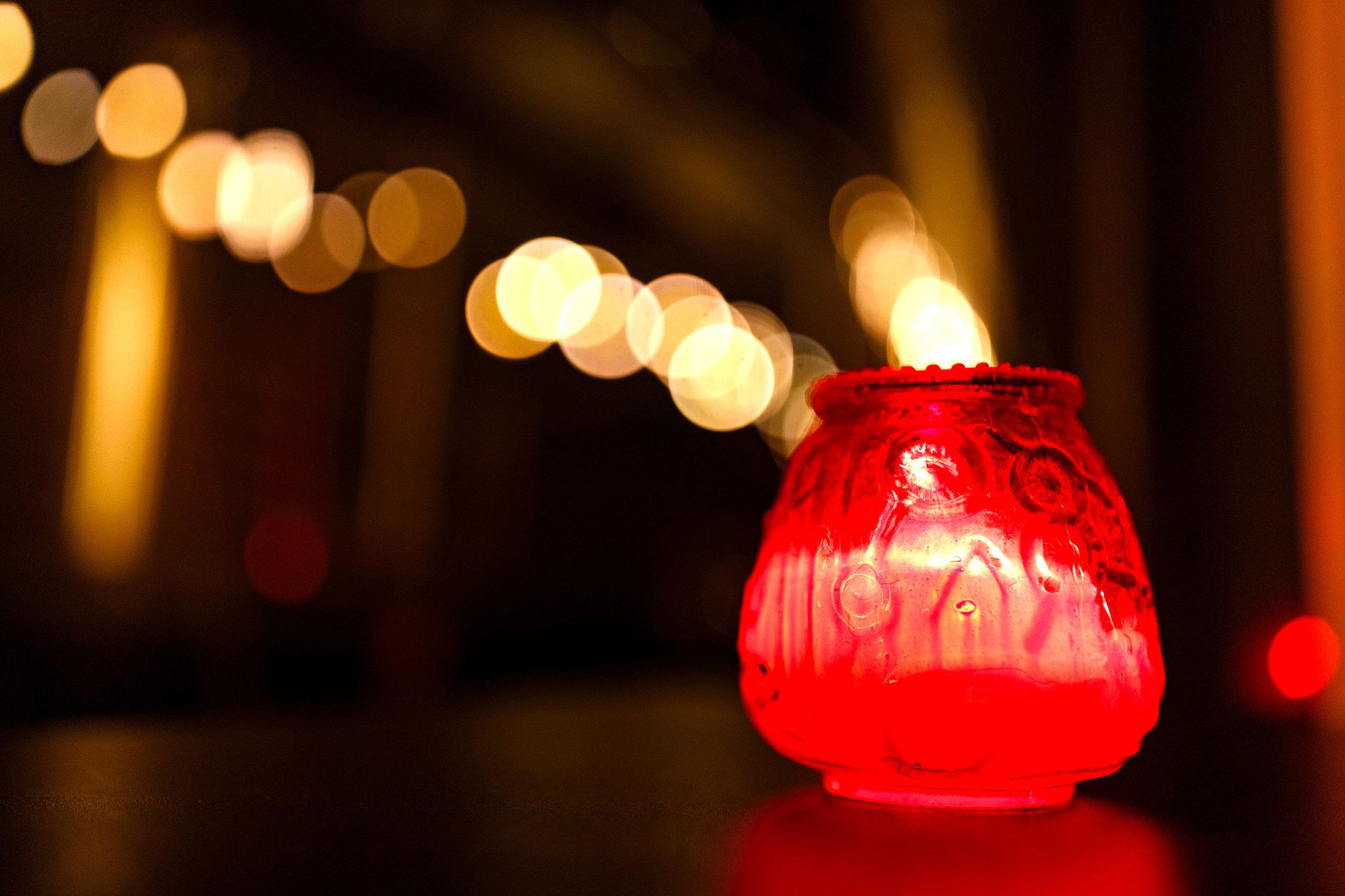 Topsy's Bar Table Light