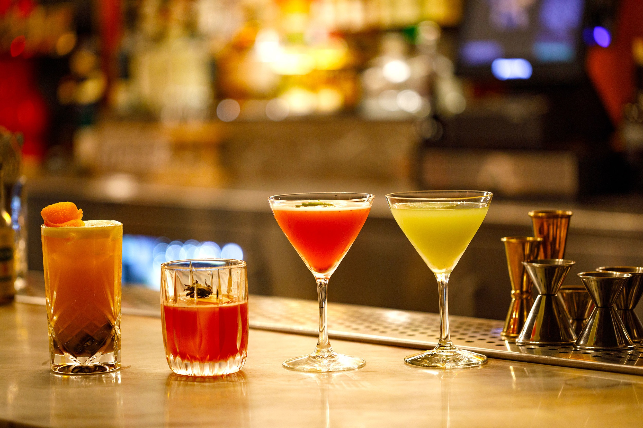 Topsy's Cocktails