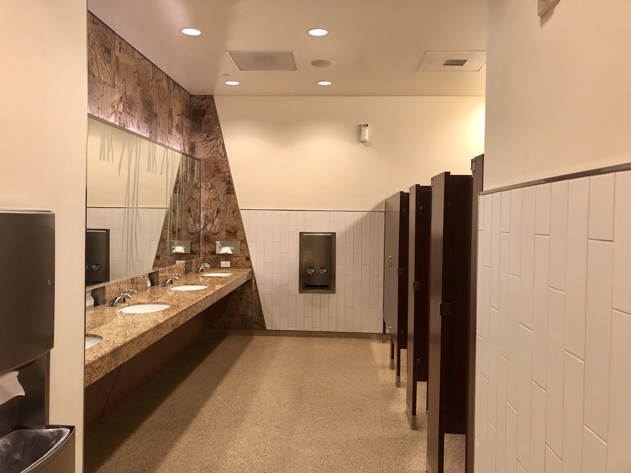 The Shops at Crystals — The Bathroom Blogger