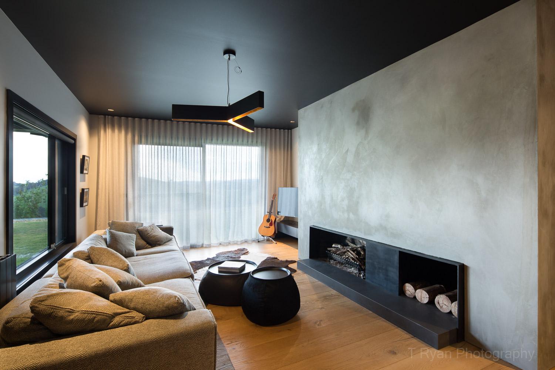 Daniel Ash Architects' - Directors' Residence