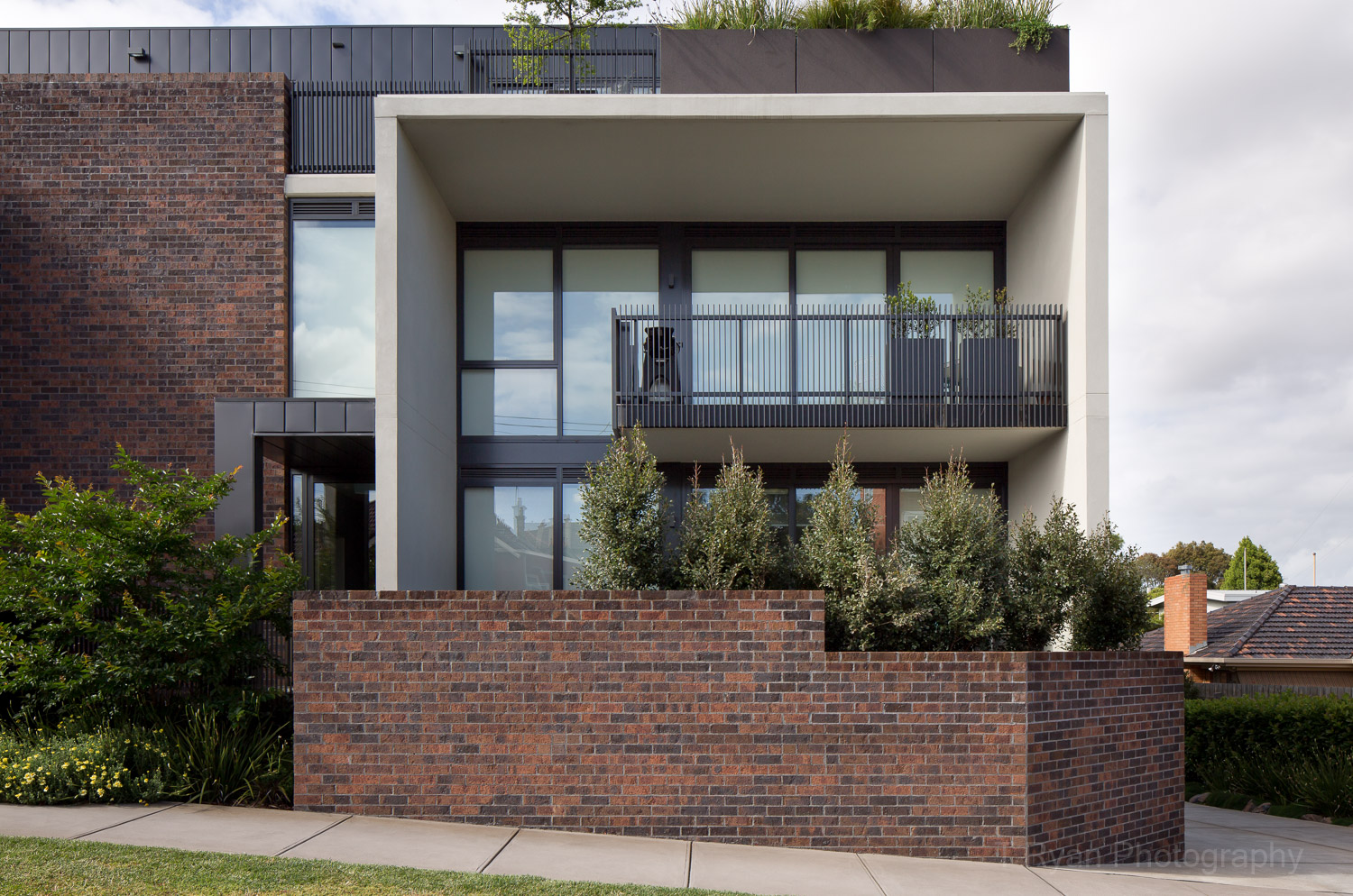 Multi-Residential, Hawthorn East, Melbourne - Daniel Ash Architects