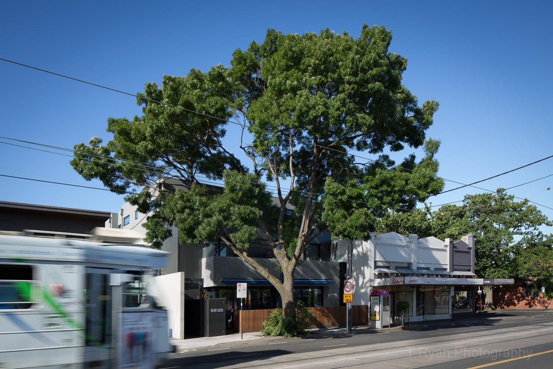 Multi-Residential, Prahran, Melbourne - Daniel Ash Architects