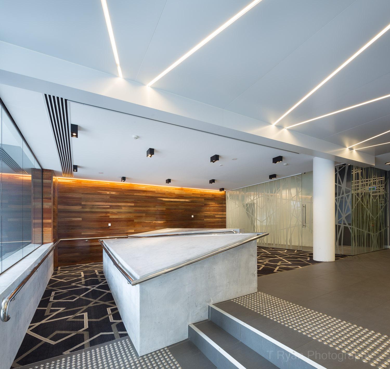 Office refurbishment, Hobart - X Squared Architects