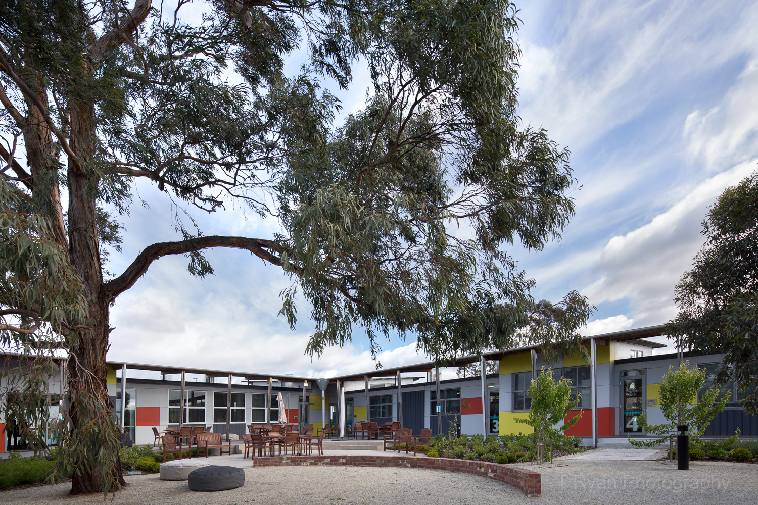 Professional Learning Institute, Glenorchy - Morrison & Breytenbach Architects