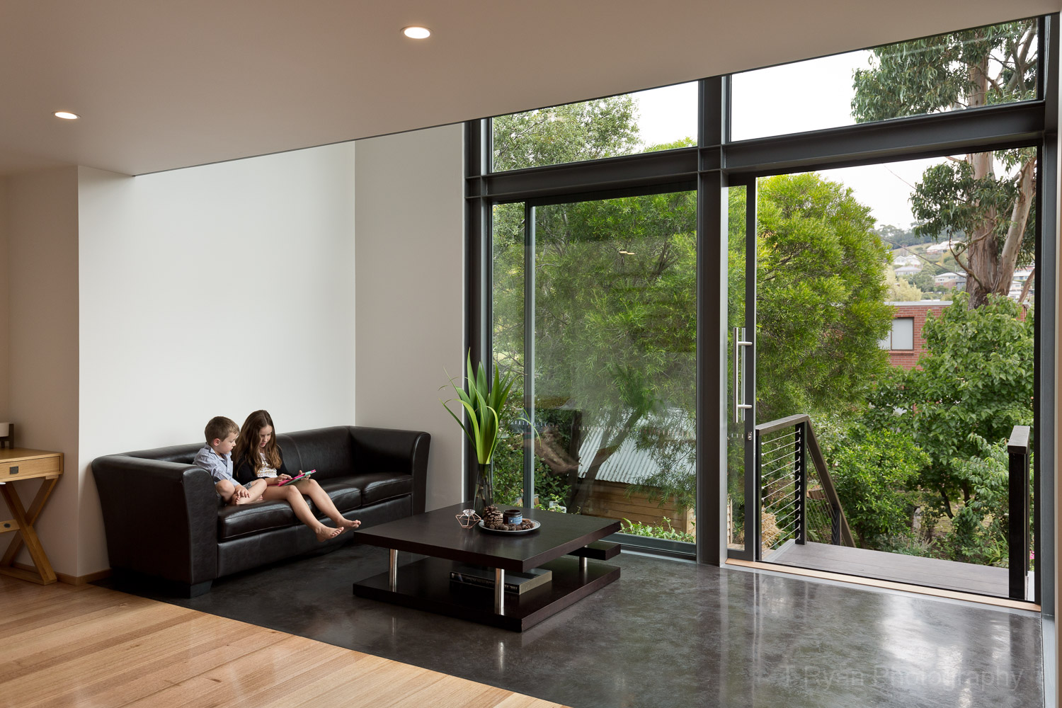 Hobart residential - Maguire Architects
