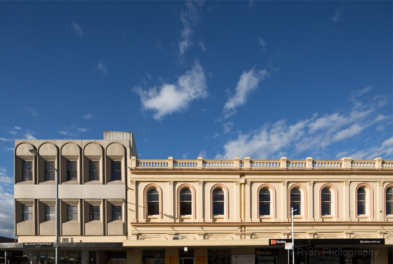 Above Launceston - A different perspective of Launceston, Tasmania