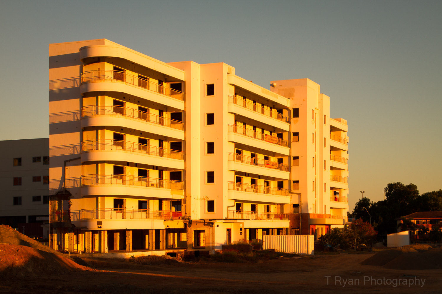 Abandoned Townsville General Hospital