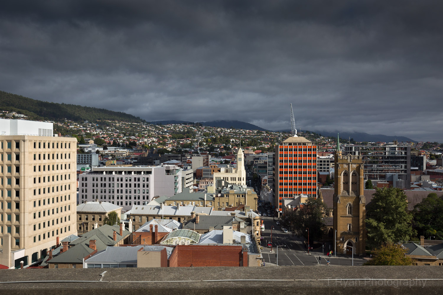 10 Murray Street Government Offices Hobart
