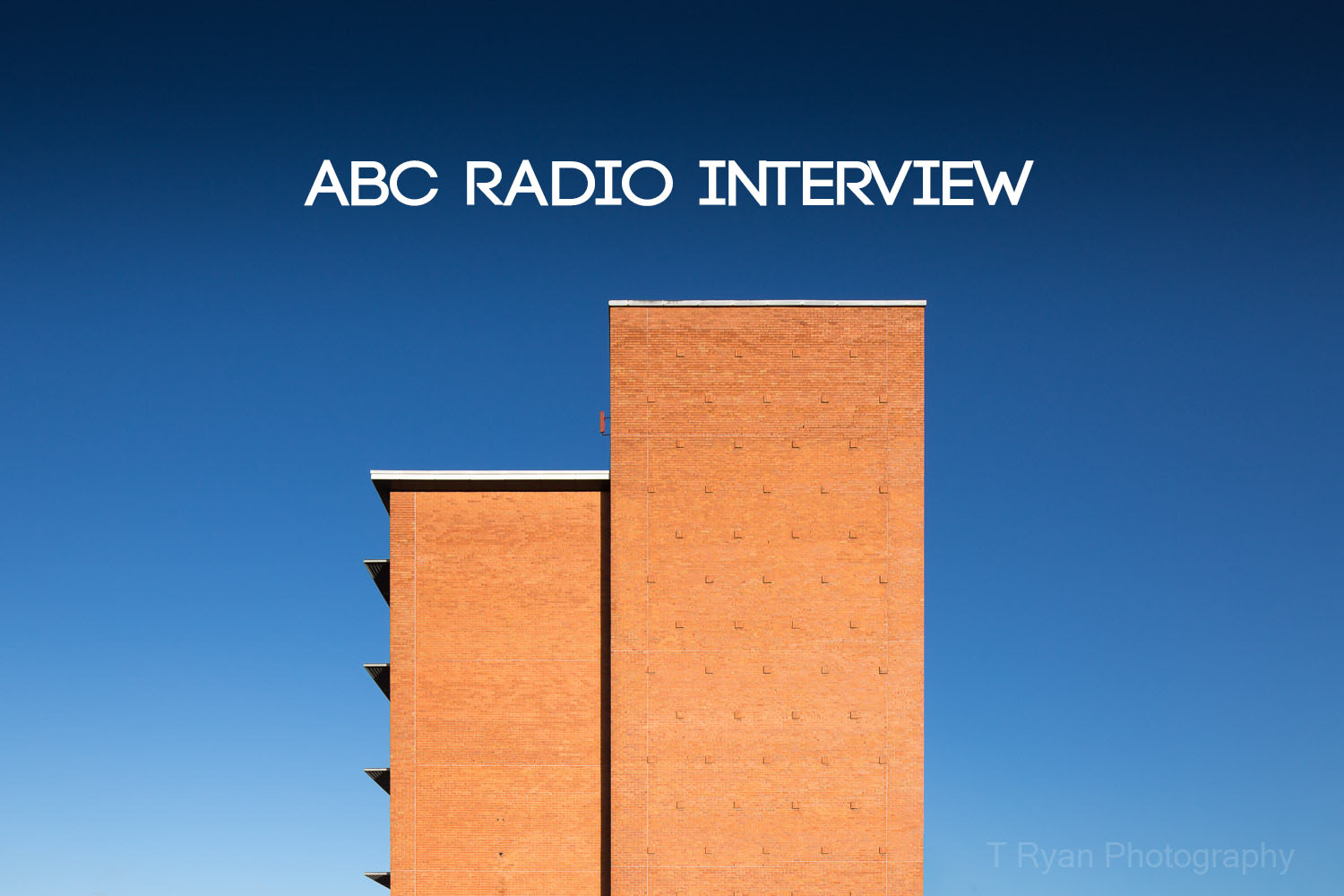 ABC Radio Tasmanian Modernism