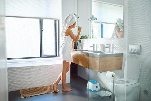 Bathroom Heating Weiss