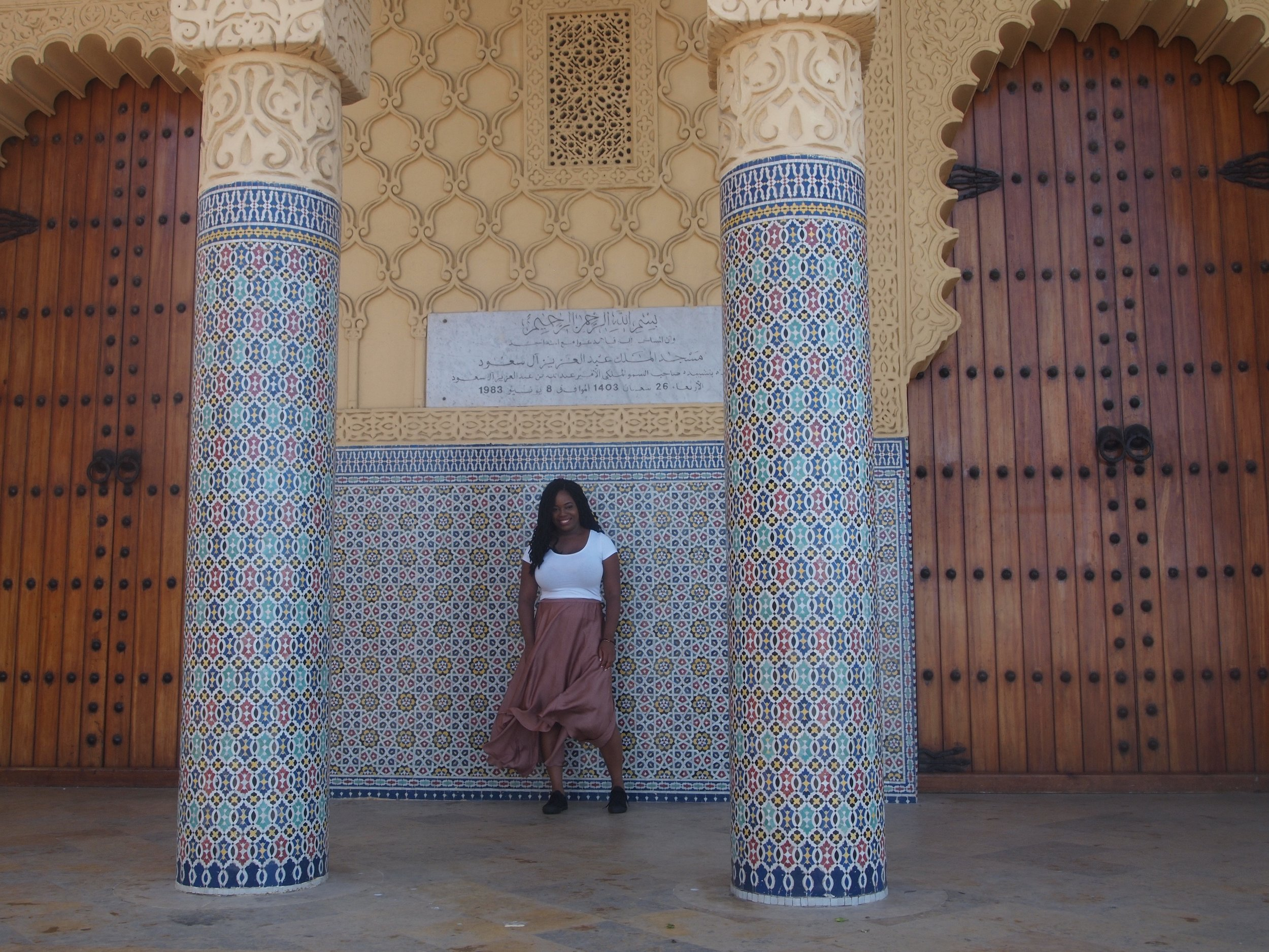 City: Casablanca  Casablanca Cathedral- Chanile