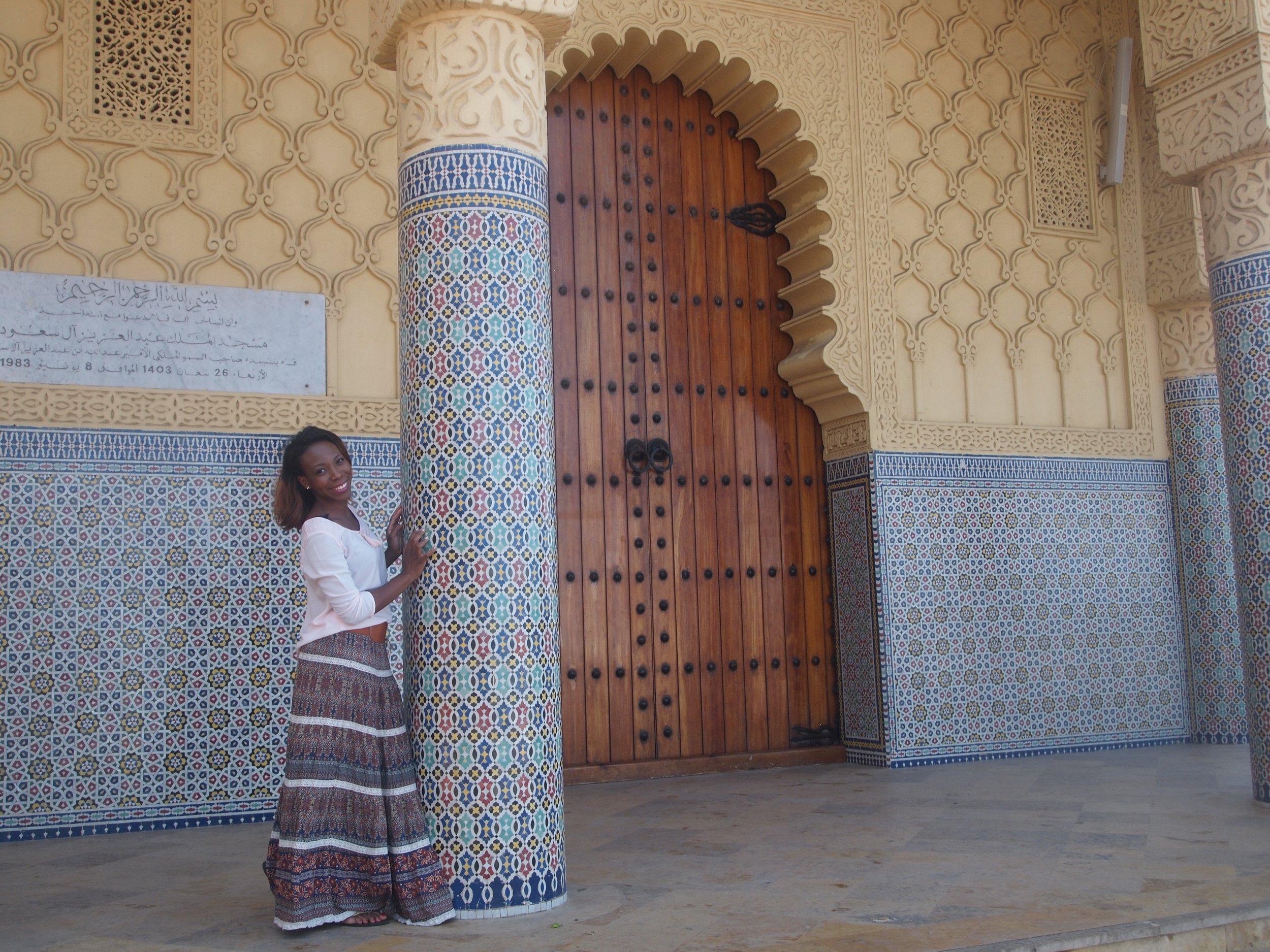 City: Casablanca  Casablanca Cathedral- Busola