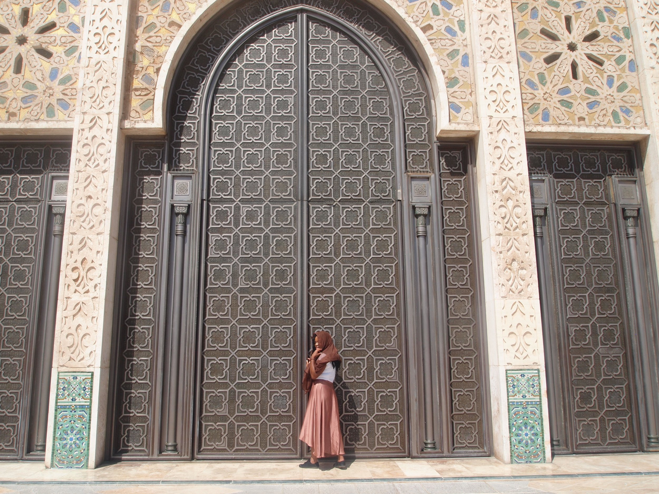 City: Casablanca  Hassan II Mosque- Chanile