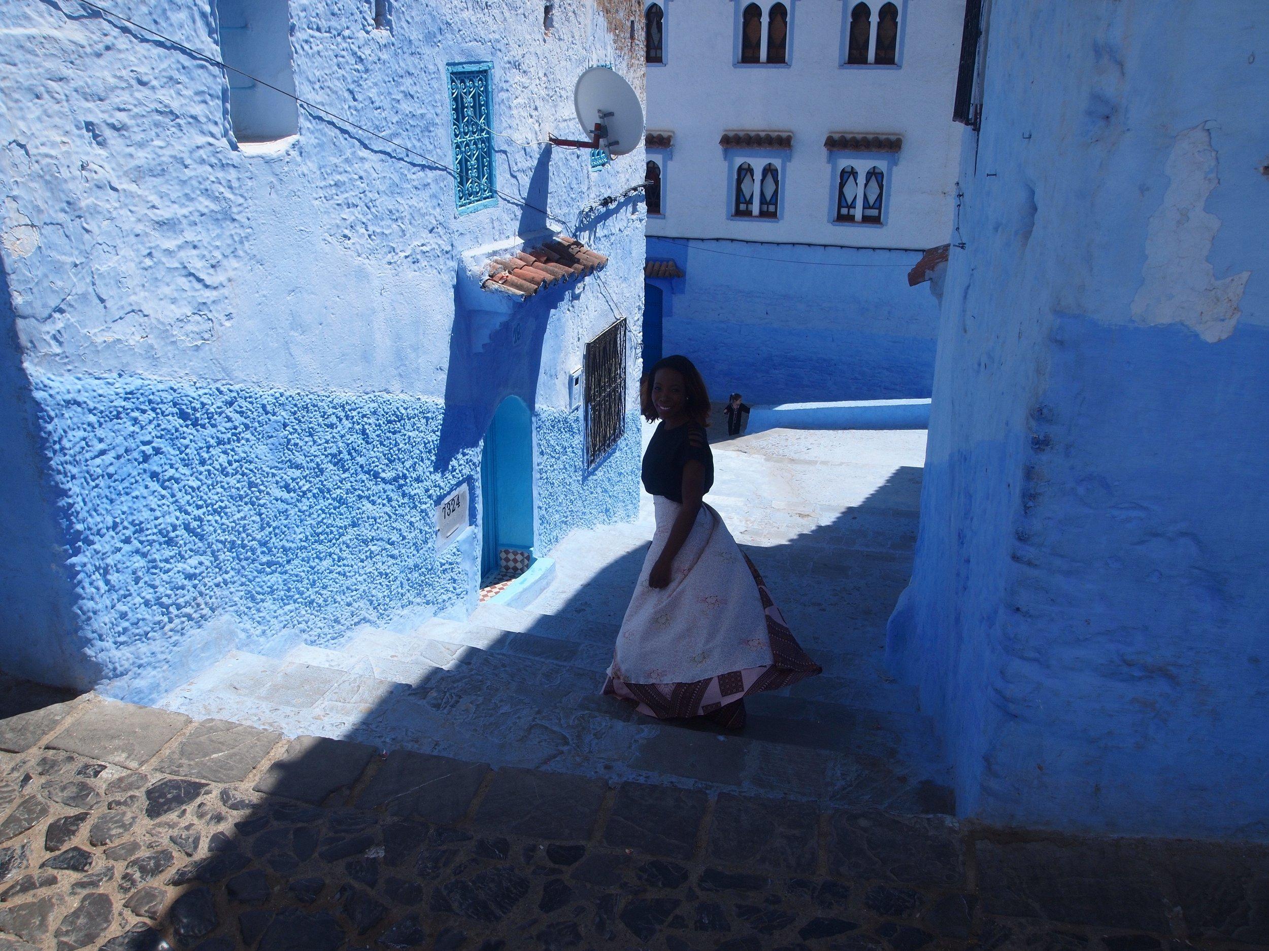City: Tangier  Chefchaouen- Busola