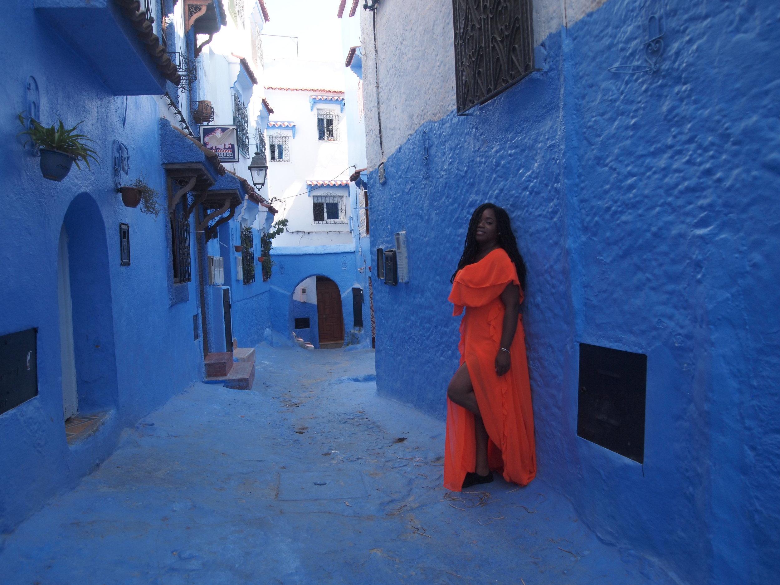 City: Tangier  Chefchaouen- Chanile