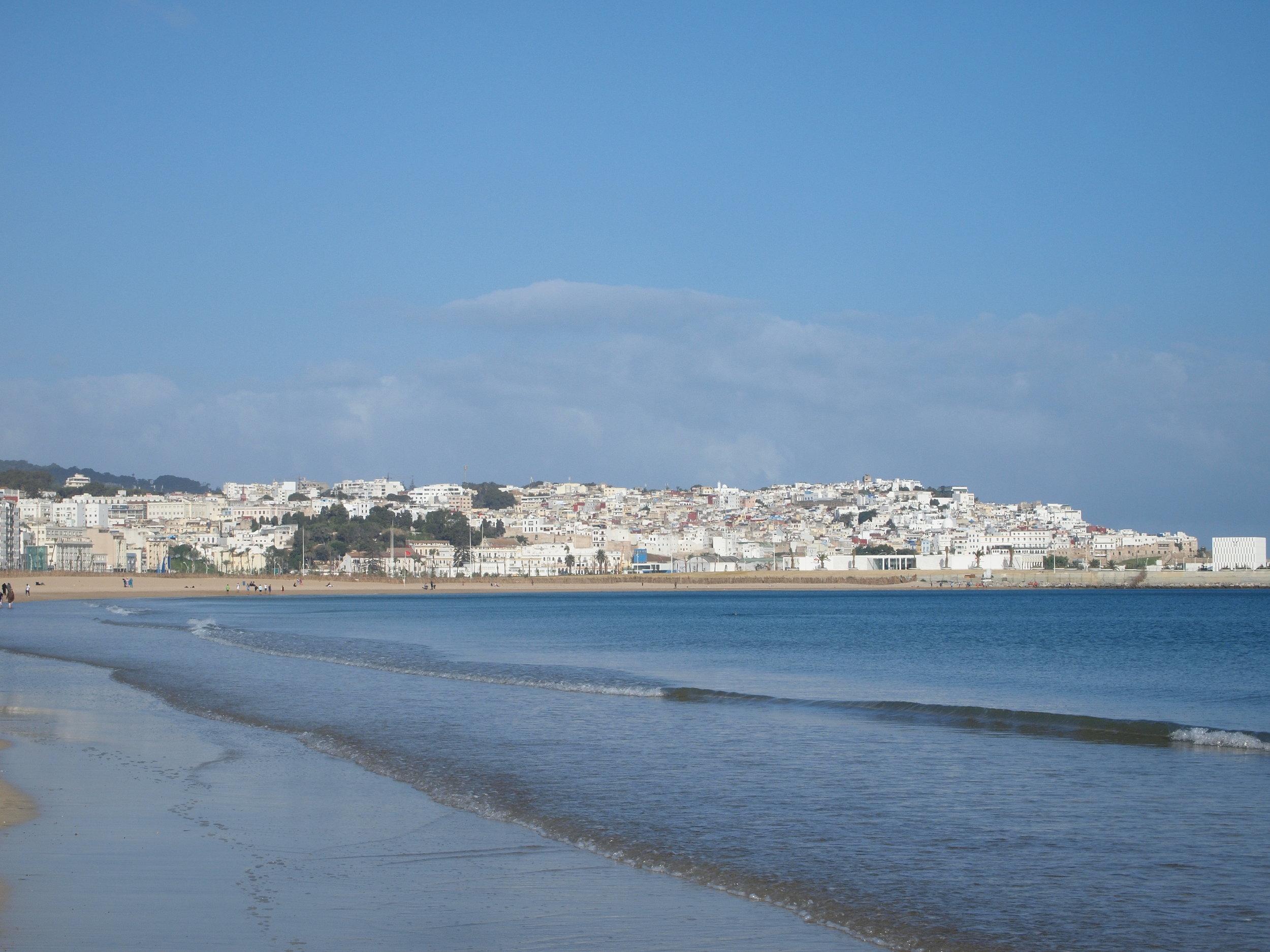 City: Tangier  Coastline