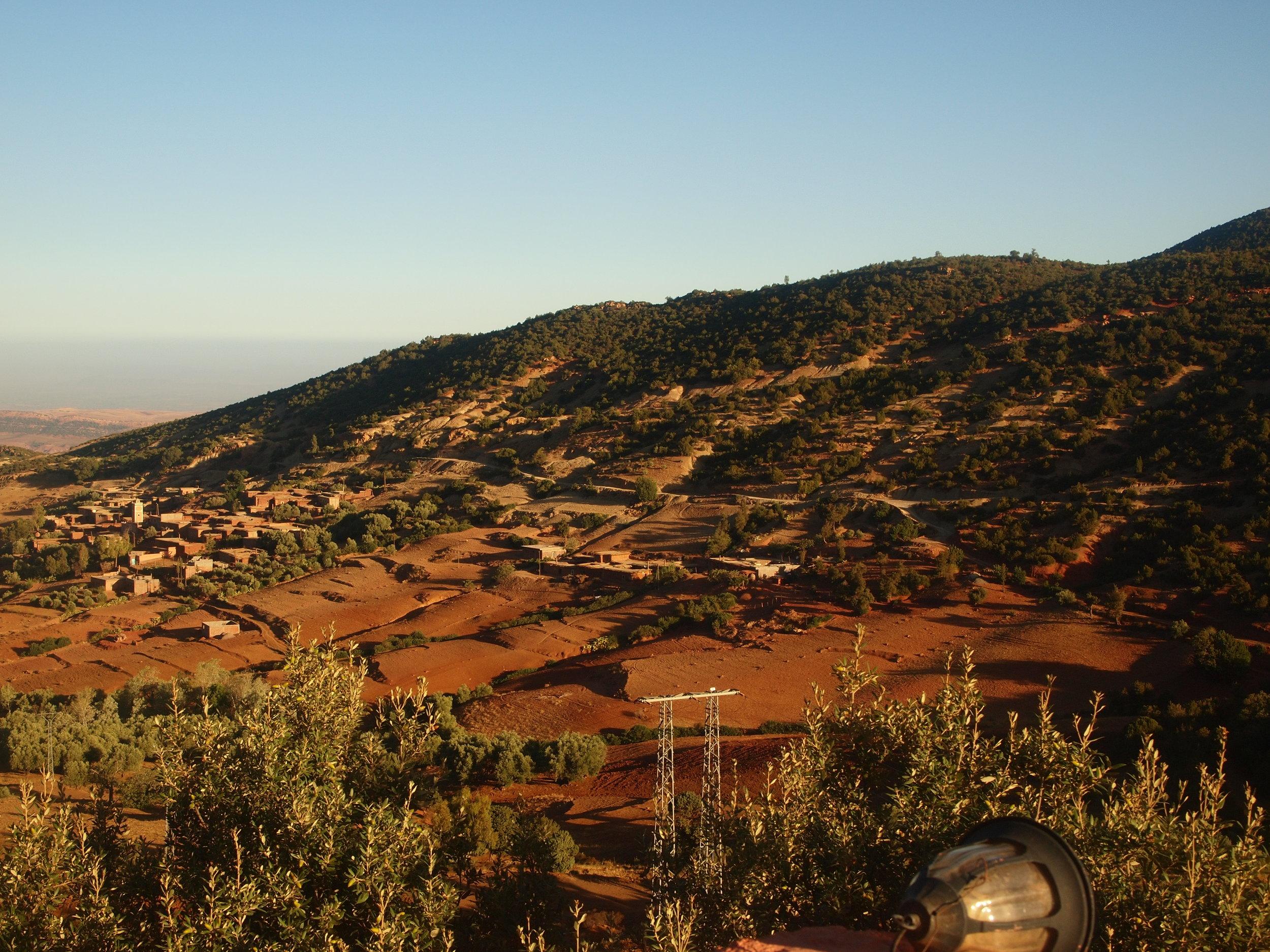 City: Zagora Desert  The Journey
