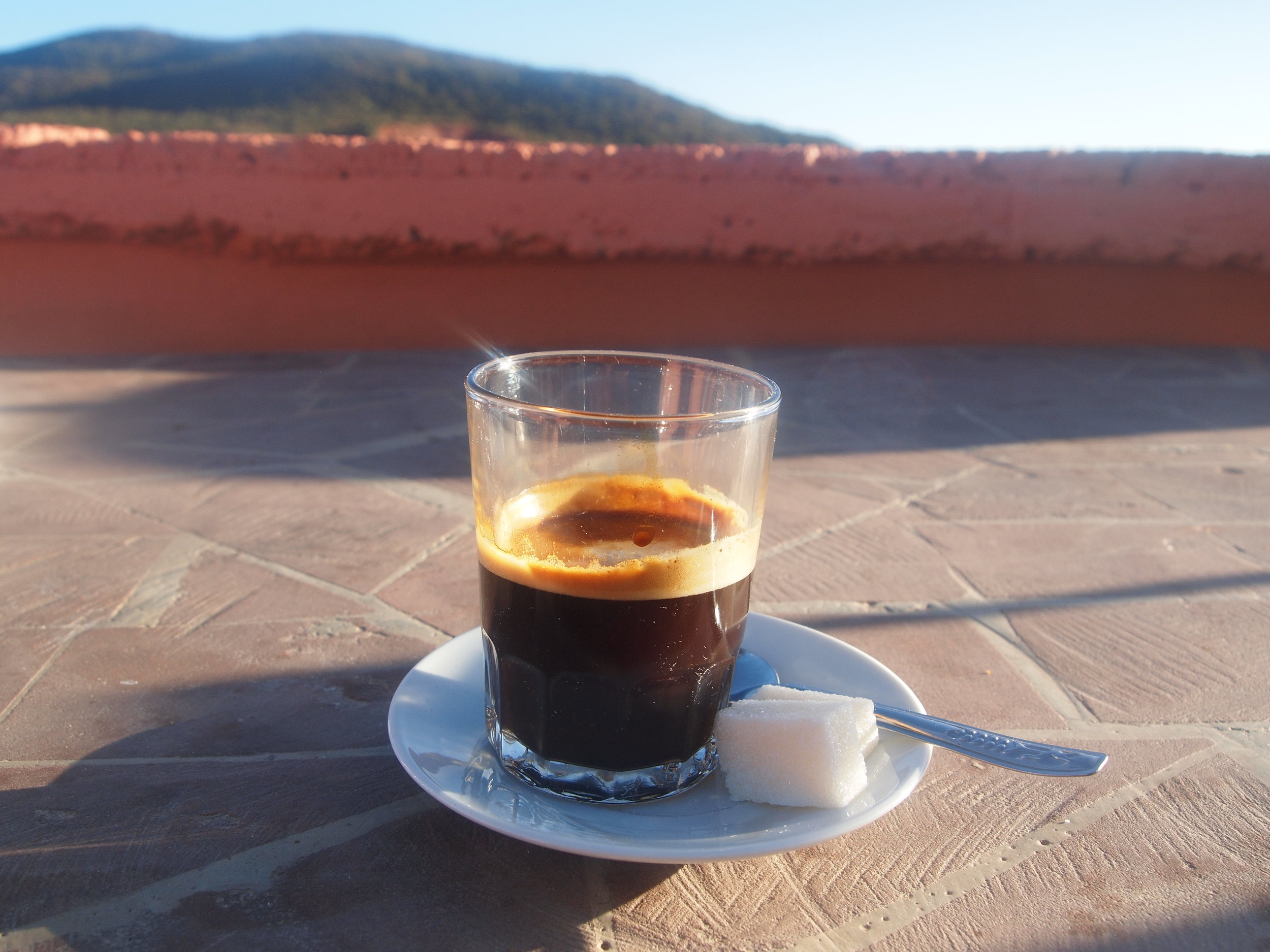 City: Zagora Desert  The Journey- Coffee Break
