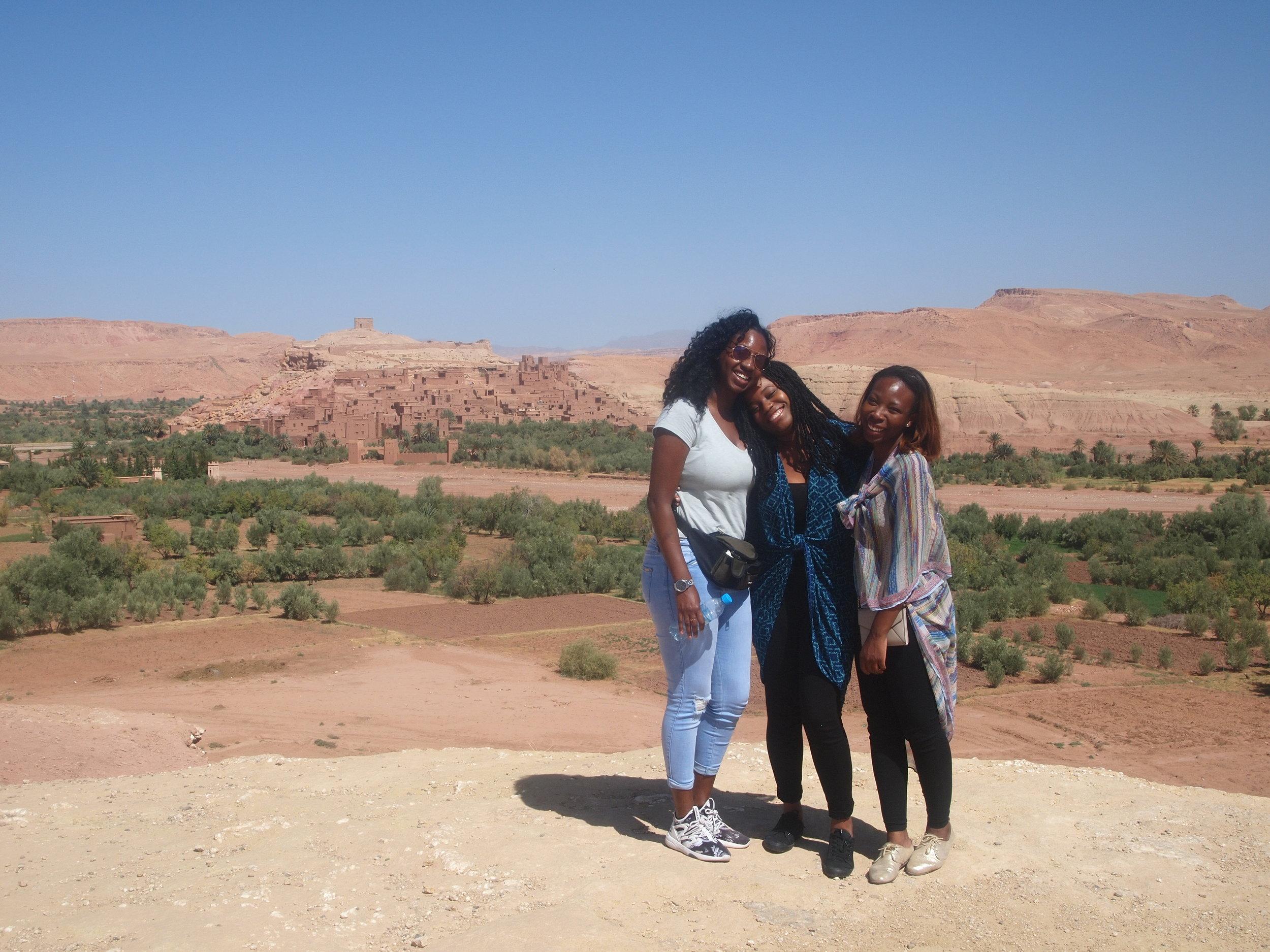 City: Zagora Desert  The Journey -3 Friends