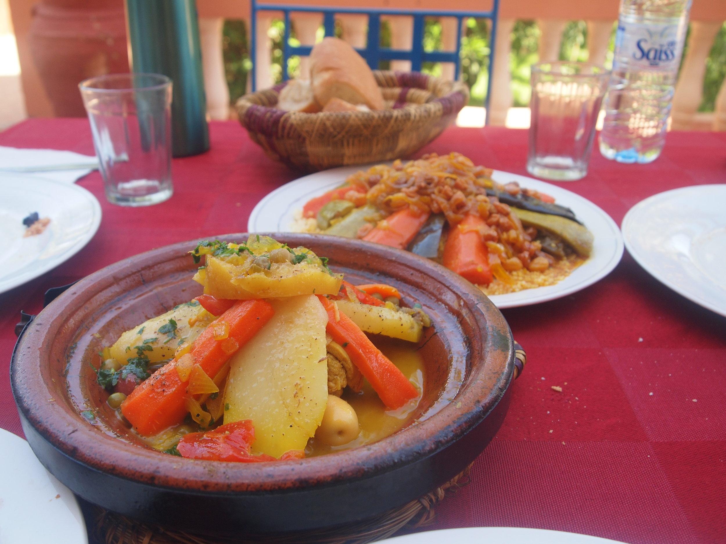 City: Zagora Desert  The Journey - Lunch Break
