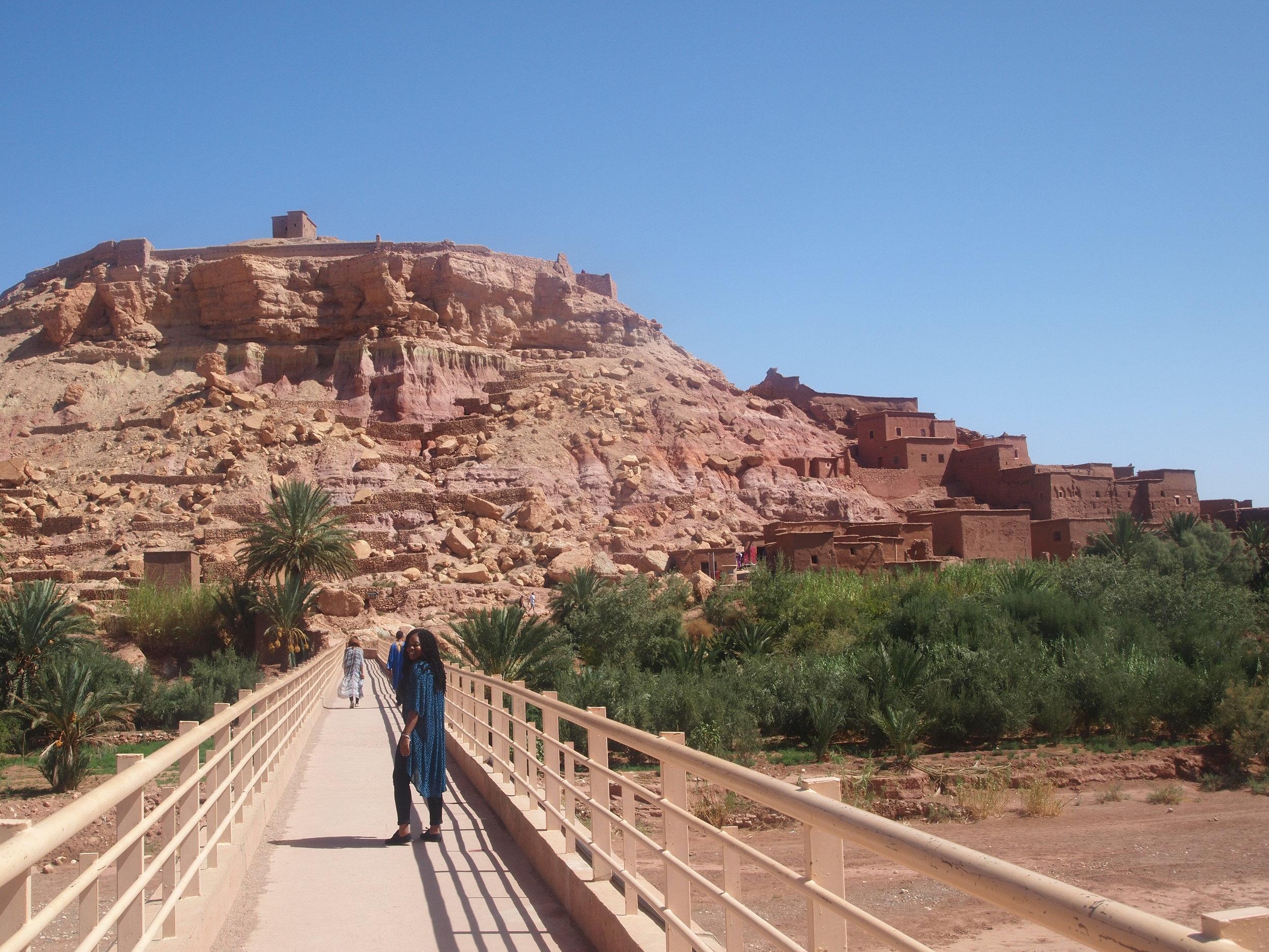 City: Zagora Desert  The Kasbah