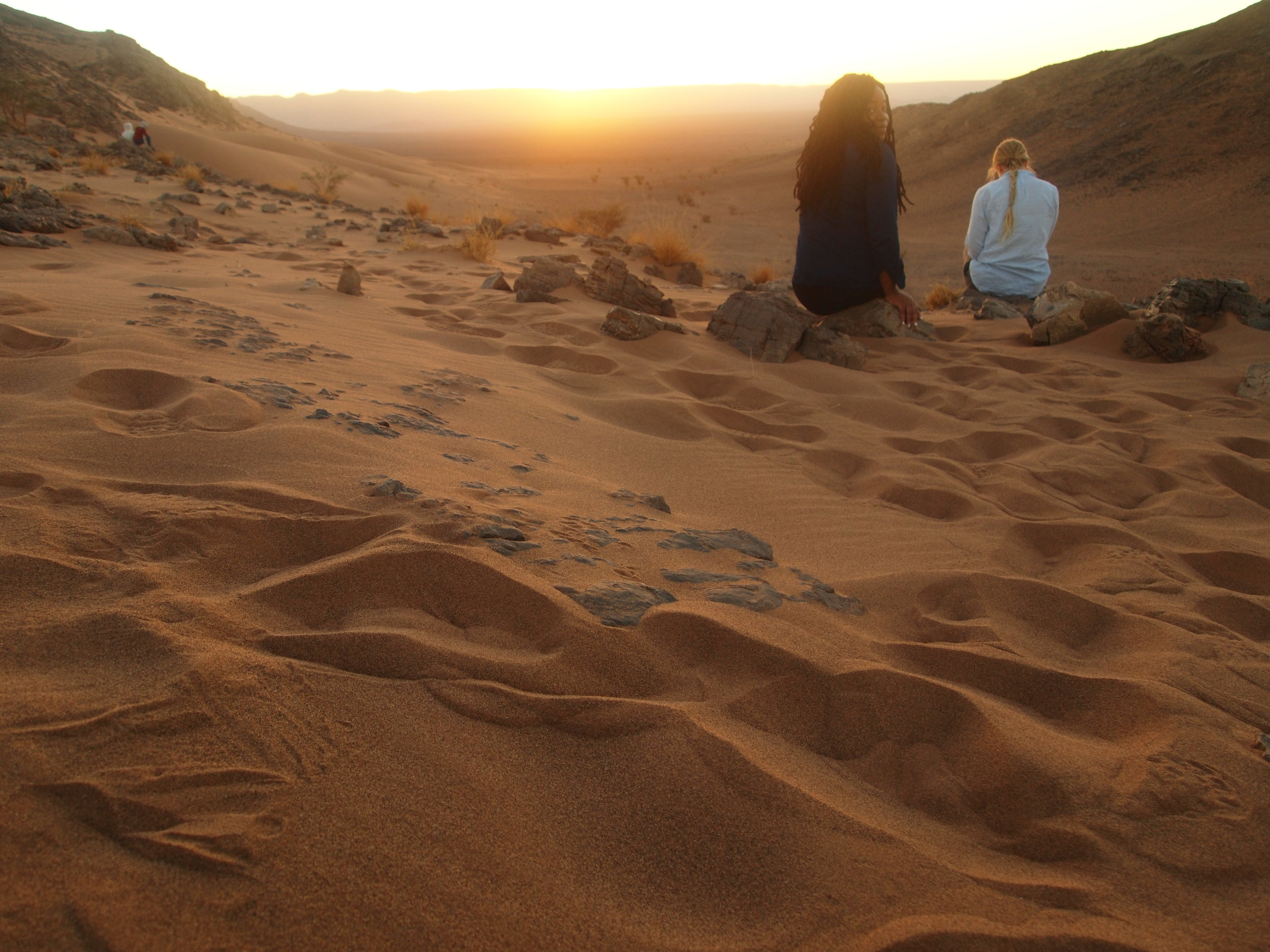 City: Zagora Desert  The Journey - Camp site