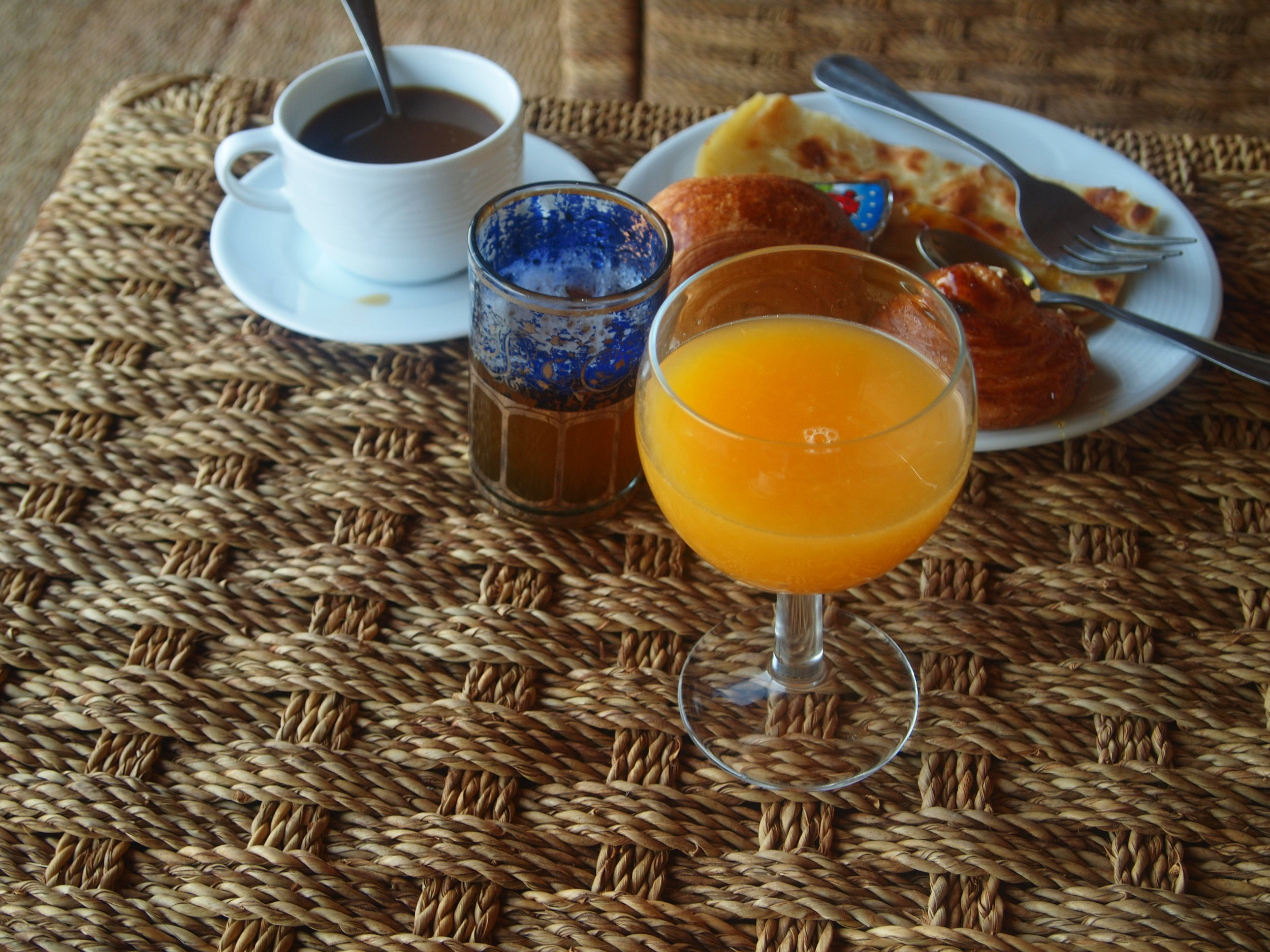 City: Zagora Desert  The Journey - Camp site- Breakfast