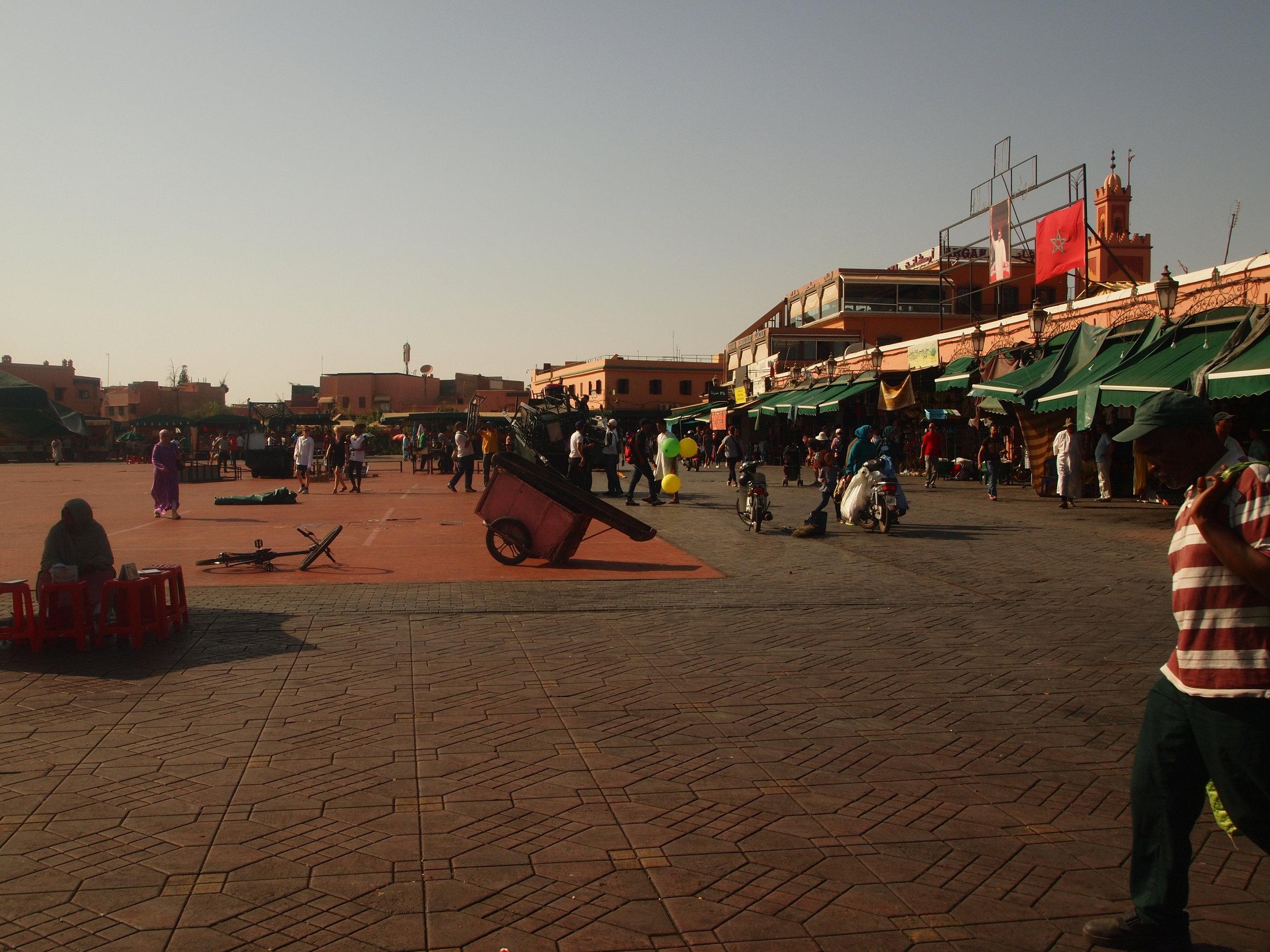 City: Marrakesh  Medina