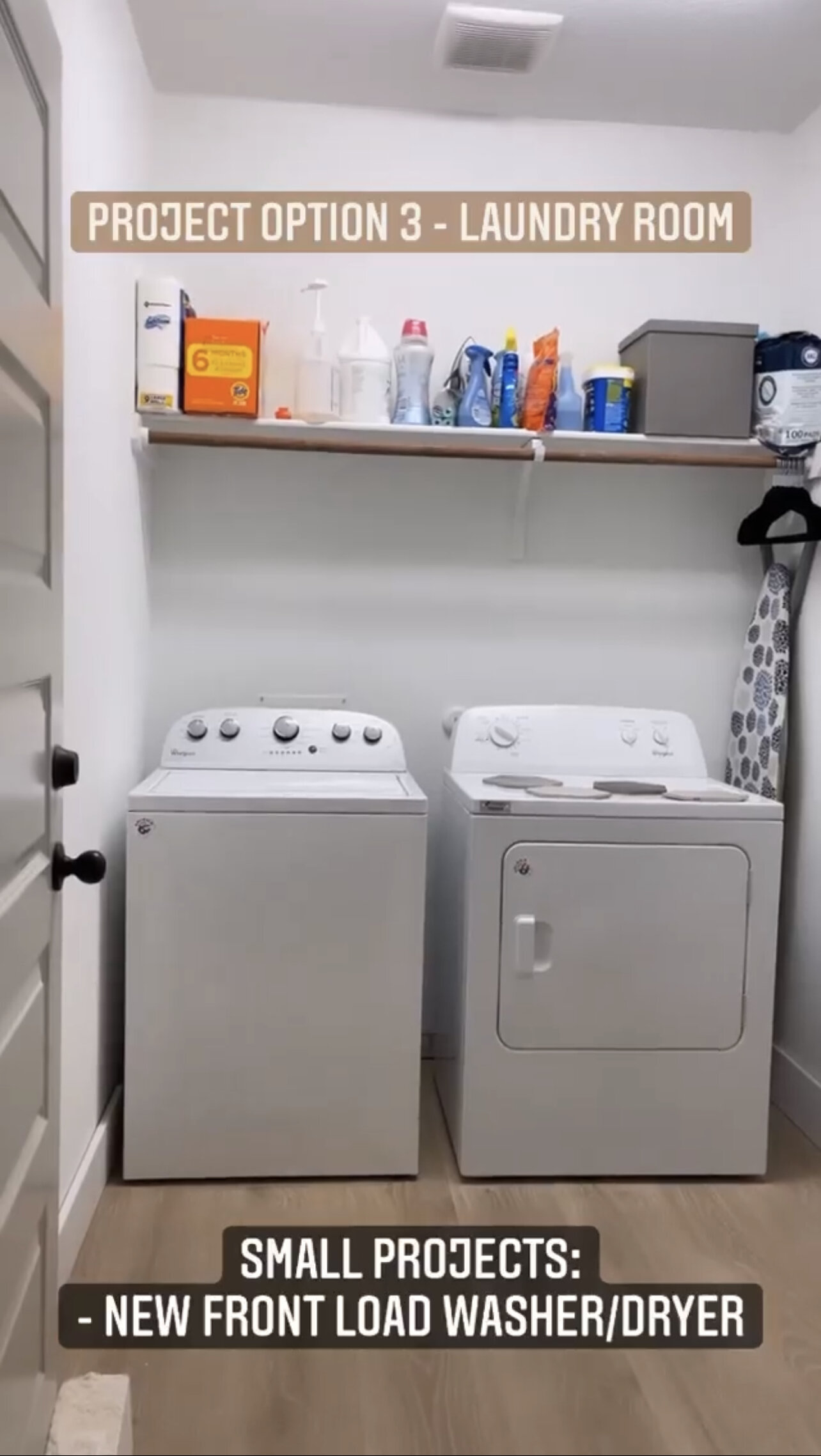 Our Laundry Room Makeover Plans — Kayla Simone Home