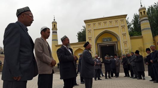 CNBC: As China Fights Uighurs, Complaints Rise Over West's View -