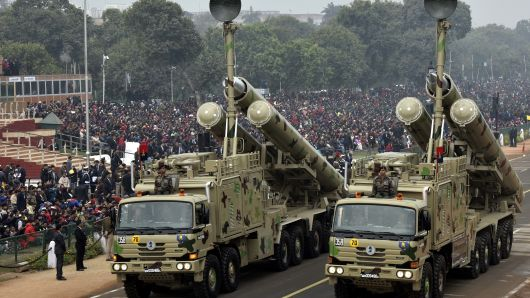 CNBC: An Indian-Russian Supersonic Missile is Problematic for China -